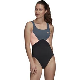 adidas SH3.ro 4Anna Maillot de bain 1 pièce Femme, black/legacy blue